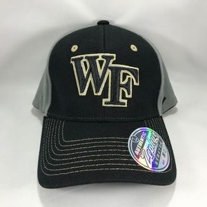 Wake Forest Demon Deacons NCAA Hat Fitted M/L
